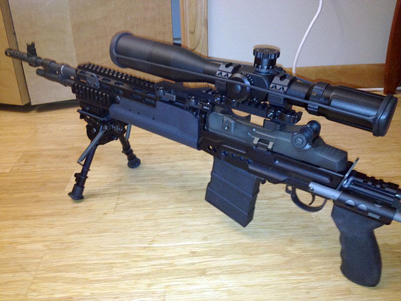 I think you are seeing EBR s  M14 Sage Ebr
